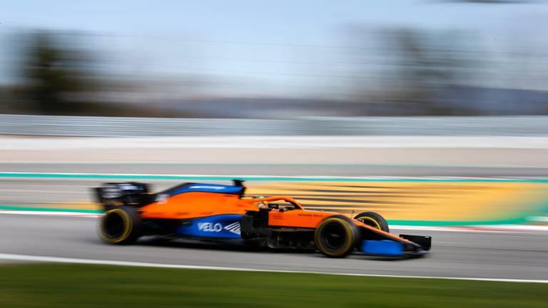 Pilotos y directivos de McLaren se bajan salarios